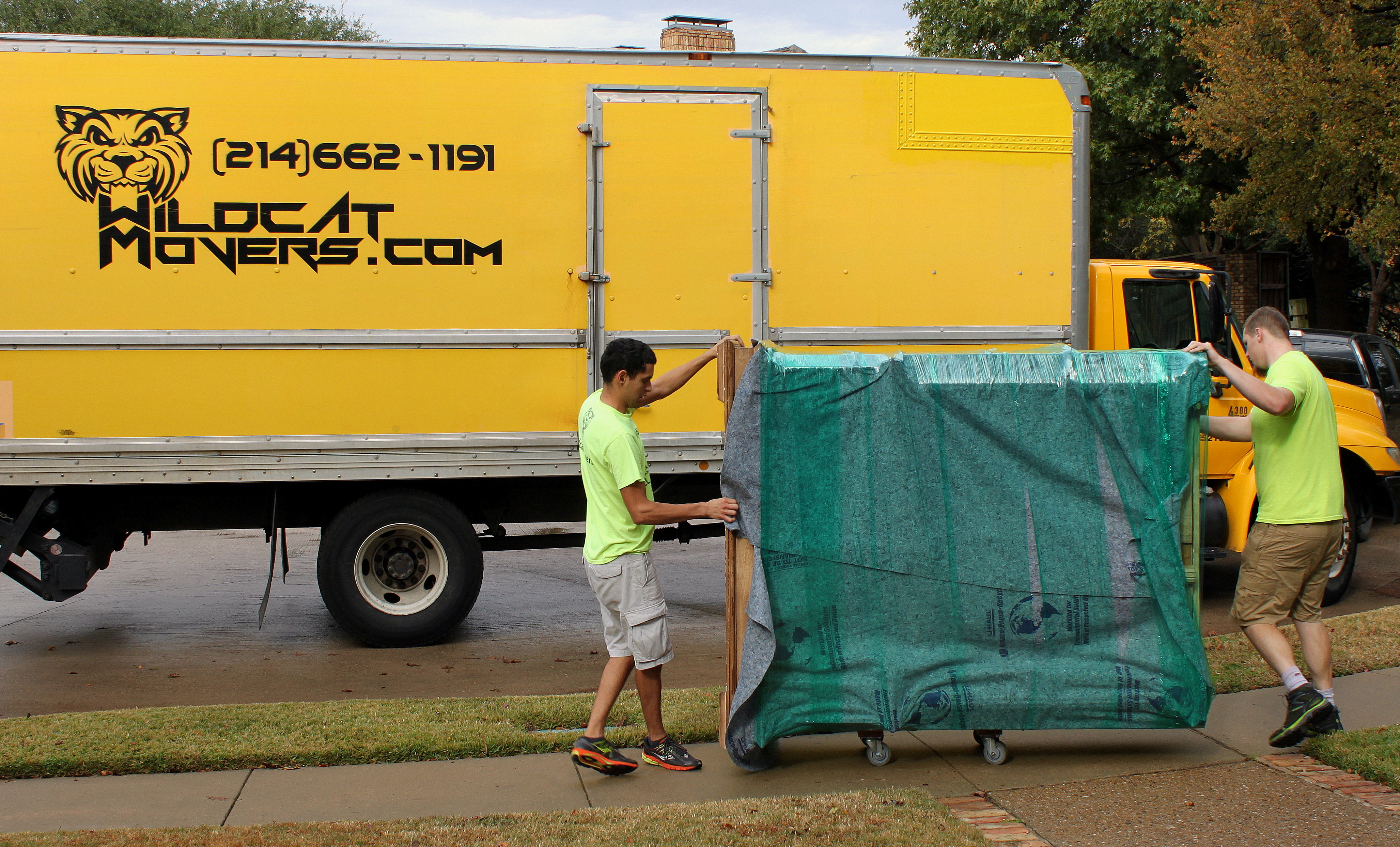 Wildcat Movers Pricing Moving Quote Rate Estimate Cost