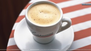 Cappuccino-Coffee-Cup-in-Cafe