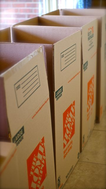 home depot moving services