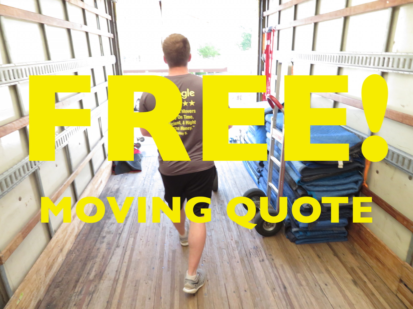 Free Moving Quote Wildcat Movers