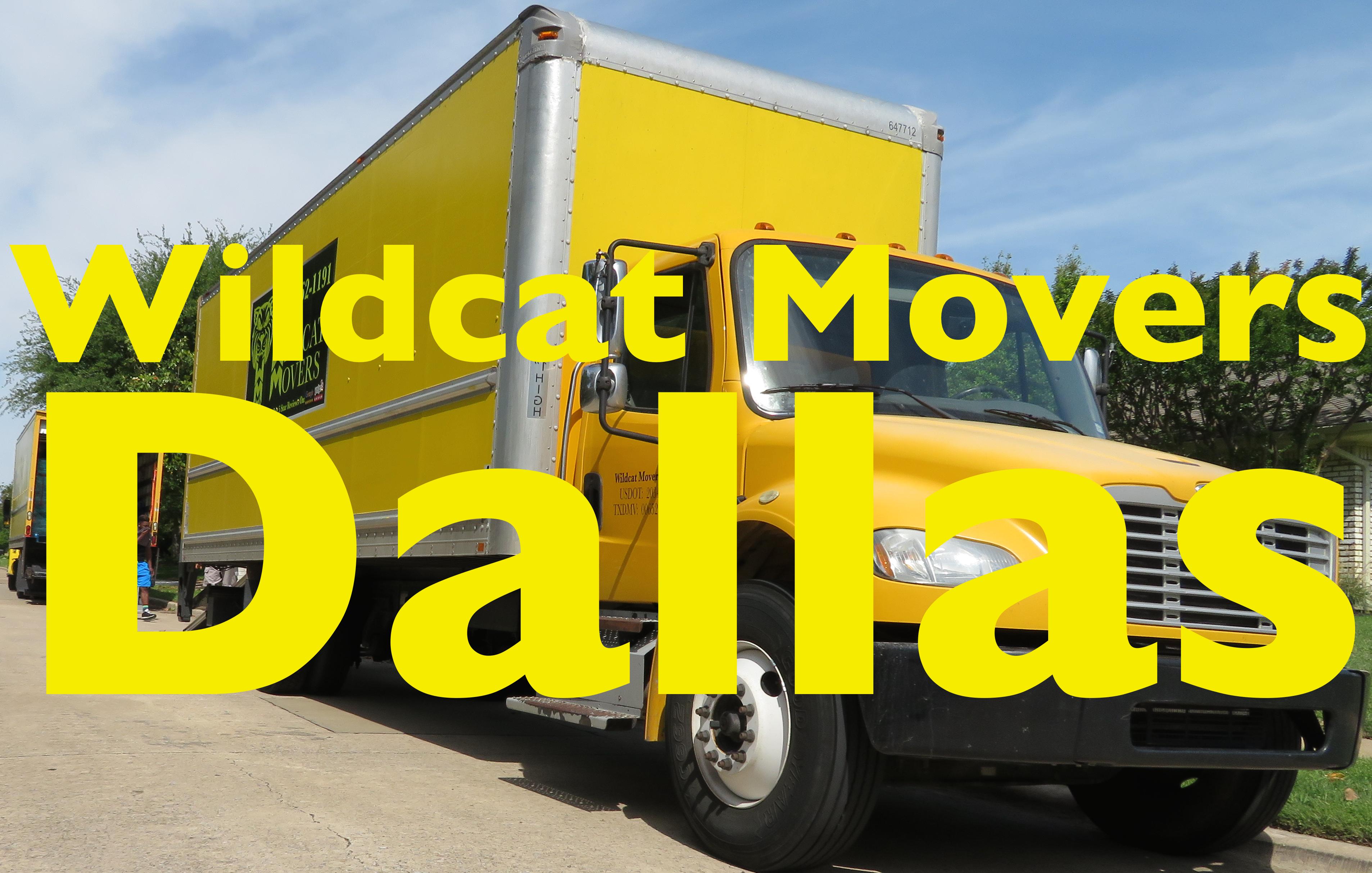 Dallas TX Movers