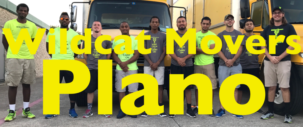 Wildcat Movers Plano Moving Companies