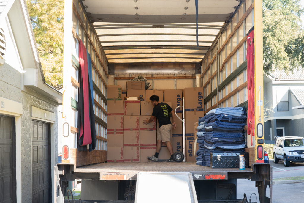Wildcat Movers Irving Moving Companies