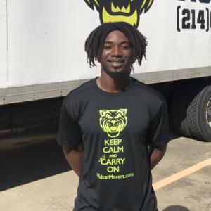 Darron Wildcat Movers Dallas